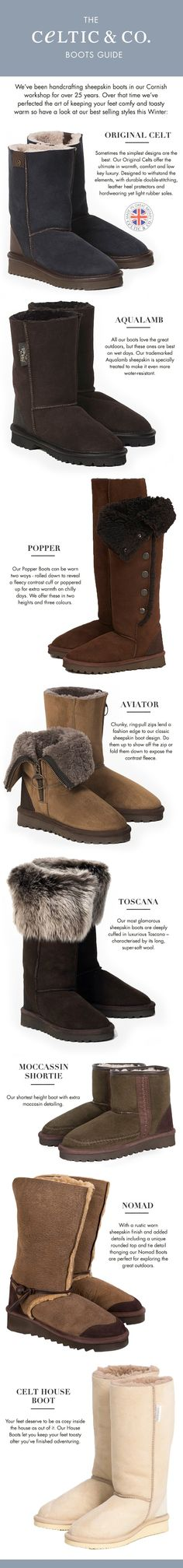 cornish ugg style boots