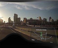 Empresa norte-americana desenvolve capacete com tecnologia semelhante ao Google Glass