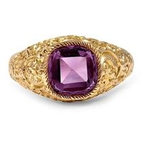 Edwardian Amethyst Vintage Ring | Charlsie | Brilliant Earth