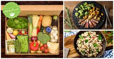 HelloFresh is offering Meredith viewers $35.00 off your first box! Visit hellofresh.com/meredith to redeem this special (and nutritious!) offer.