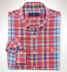 c7c5a3a8e Macy s UPC number 888876021394 Men s Polo Ralph Lauren Regular Fit Oxford  Sport Shirt