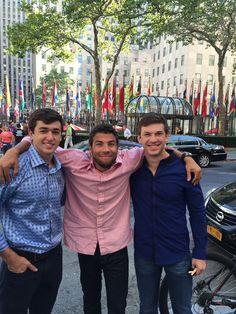Chase Elliott, Bubba Wallace, and Daniel Suarez
