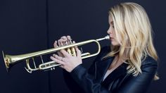 """""""Bria Skonberg plays trumpet like a red hot devil and sings like a dream."""" – The Wall Street Journal"""