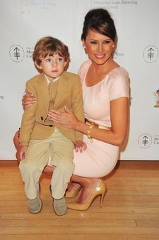... connor, Donald and melania trump and Donald trump on Pinterest