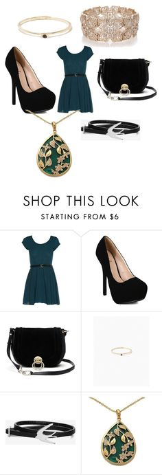 """""""Untitled #5513"""" by brittklein ❤ liked on Polyvore featuring Qupid, Diane Von Furstenberg, Satomi Kawakita, McQ by Alexander McQueen, NOVICA and Oasis"""