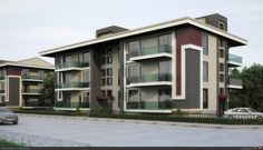 3 katlı apartman 1