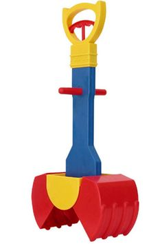 For the little kids when we go to the beach - $9.45 - The Digger: A Large Sand Toy For Scooping and Digging.