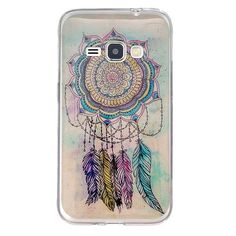 "New Soft Ultra Thin TPU Silione Phone Cover Case For Samsung Galaxy J1 2016 J120 J120F J120H 4.5"" Case Cover Cartoon Back Cover"