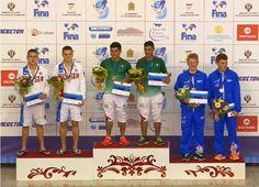 Oro Mundial Juvenil para Rodrigo Diego y Adán Zúñiga en Rusia ~ Ags Sports