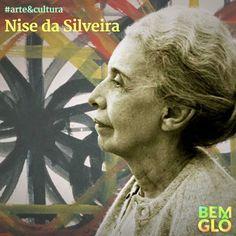 Conheça a história de Nise da Silveira em mais um Arte & Cultura. <3