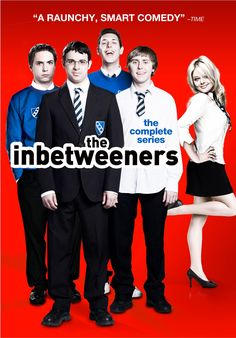 The Inbetweeners - the best UK TV serial ever!!