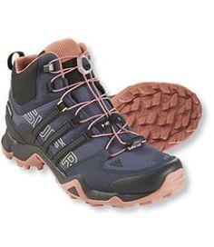 #LLBean: Women's Adidas Terrex Swift R Gore-Tex Hiking Boots