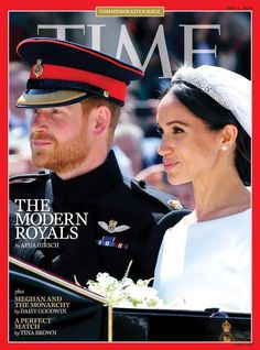 Time Magazine Prince Harry And Meghan Markle Royal Wedding The British Monarchy Prince Harry Et Meghan, Meghan Markle Prince Harry, Princess Meghan, Prince And Princess, Princess Harry, Royal Princess, Lady Diana, Harry And Meghan Wedding, Harry Wedding