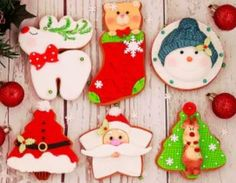 Christmas Cookies by Levy