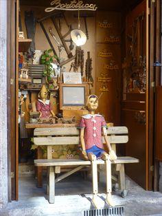Pinocchio à Rome
