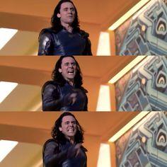 That's right Loki....❗