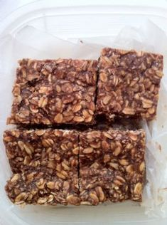 Easy, delicious and healthy Apple Chocolate Oatmeal No-Bake Protein Bars recipe from SparkRecipes. See our top-rated recipes for Apple Chocolate Oatmeal No-Bake Protein Bars. via @SparkPeople