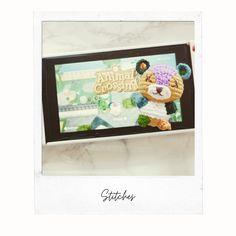 Animal Crossing, Chibi, Felt, Stitch, Yarns, Crochet, Handmade Gifts, Frame, Crafts
