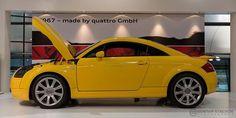 This Never Seen Audi TT Prototype Could Eat Porsche For Breakfast Audi Cars, Audi Tt, Alfa Romeo Cars, Bmw Series, Twin Turbo, Transportation Design, Ford Gt, Audi Quattro, Porsche 911