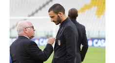 Italia, Ventura e la squadra allo Juventus Stadium - Corriere dello Sport