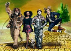 Five Observations From Watching The Wiz Live