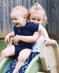 Sibling love with @cartersbabykids . #lovecarters #ad
