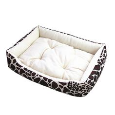 Outtop Soft Solid Dog Cushion Mat Bed, Pet Accessories 27.6''X21.7'' *** Be sure to check out this awesome product.