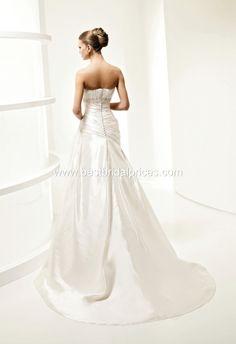 LA SPOSA Legado Talla 4/6 - De noviaa novia #vestidodenovia #vestidodenoviausado #denoviaanovia