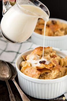 You don't need the Kentucky Derby to have a warm Bourbon Bread Pudding with an amazing bourbon sauce!