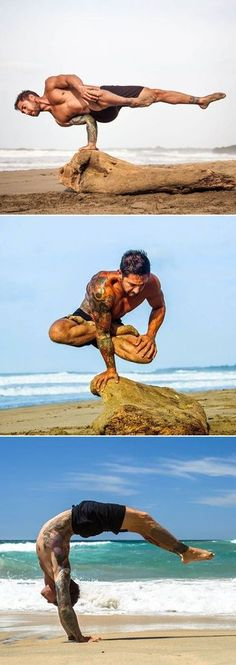 Think yoga isn't for men? Check out Dylan Werner Yoga Ashtanga Yoga, Vinyasa Yoga, Iyengar Yoga, Kundalini Yoga, Yoga Nidra, Yoga Sequences, Yin Yoga, Yoga Meditation, Yoga Inspiration