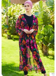 Adasea 6015 Pareo is one of the most stylish set of 2019 spring - summer collection Adasea 6015 Pareo details, Fabric is made by Pes Modest Fashion, Hijab Fashion, Hijab Evening Dress, Mode Simple, Red Swimsuit, Casual Skirt Outfits, Caftan Dress, Mode Hijab, Swimwear Fashion