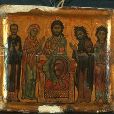 Browse Items · The Sinai Icon Collection Church Interior, Icon Collection, Images, Objects, Faith, Alchemy, Painting, Saints, Painting Art