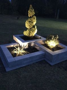 Garden Yard Ideas, Backyard Garden Design, Indoor Garden, Gravel Garden, Balcony Garden, Rustic Gardens, Outdoor Gardens, Outdoor Planters, Landscape Designs