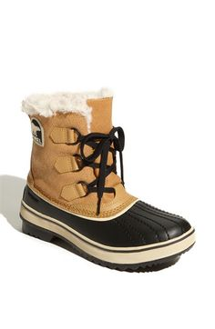 Sorel 'Tivoli' Waterproof Boot from Nordstrom. Have to have.