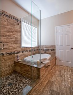 contemporary bathroom by Case Remodeling