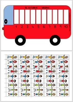 Autobús de las decenas