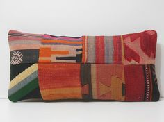 colorful pillow couch cushion cover throw by DECOLICKILIMPILLOWS