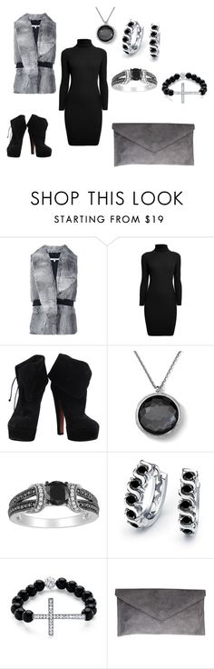 """Untitled #442"" by justbrandy79 on Polyvore featuring Carven, Rumour London, Alaïa, Ippolita, Bling Jewelry and Palm Beach Jewelry"