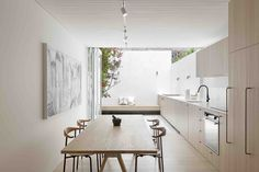 Image 3 of 16 from gallery of Surry Hills House / Benn & Penna Architecture. Photograph by Tom Ferguson