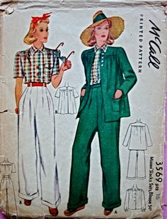 30s and 40s fashion 77