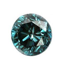 Blauer Diamant mit 0.11 Karat in der Reinheit  SI1 (Slight Inclusions 1) für nur 149.00 Euro bei www.juwelierhausabt.de