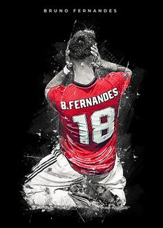 Get your metal poster on displate now and get discount up to Manchester United Poster, Manchester United Legends, Manchester United Players, Manchester United Wallpapers Iphone, Art Football, Benfica Wallpaper, Soccer Images, Cr7 Wallpapers, Real Madrid Soccer