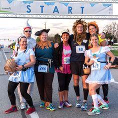 Garmin Marathon in the Land of Oz