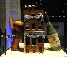 The James Beard House cake, created by Duff Goldman and the Charm City Cakes team (Photo by Michael Harlan Turkell)