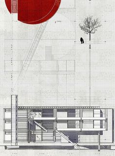 Lekan Jeyifous - #mixedmedia #collagecollage #architecture