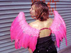 more diy angel wings