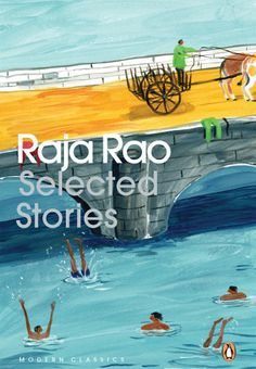 Selected Stories by Raja Rao - illustrated by Robert Nicol ::: Dutch Uncle ::: http://www.dutchuncle.co.uk/robert-nicol-paintings