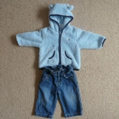 Boys 6-12 months autumn/winter bundle featuring Baby Gap, Early Days and more #littlewardrobe #recycle #childrensclothes