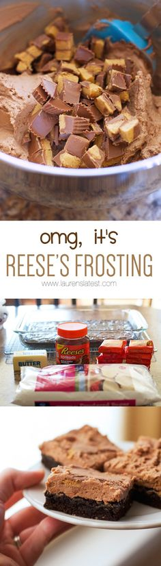 Reese's Frosting