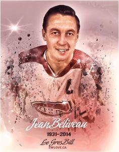 Jean Béliveau Montreal Canadiens, Toronto Maple, Nhl, Temple, Sports, Hockey Players, Hs Sports, Temples, Sport
